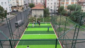 The Features of the Mini Football Fields
